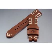 Lederarmband / Vintage Brown