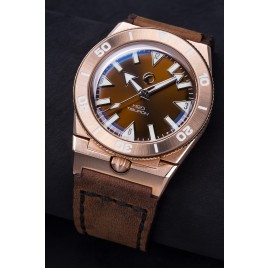 H2O TIBURON BRONZE / DIAL D BROWN