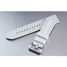 Cordura Armband / Weiß