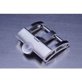 H2O Edelstahlschliesse / 24mm
