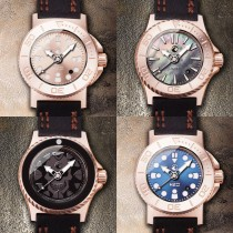 H2O ORCA DIVE / DRESS BRONZE CONFIGURATOR