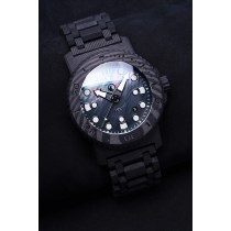 H2O KALMAR 2 CARBON / DIAL 16 / BLACK MOTHER-OF-PEARL