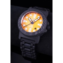 H2O KALMAR 2 CARBON / DIAL 4 / ORANGE