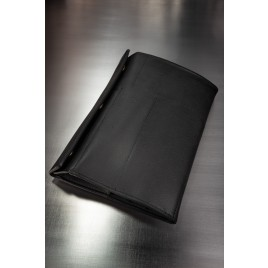 3-WATCH LEATHER POUCH / BLACK SALE 2020