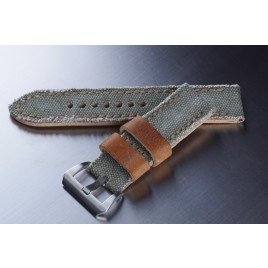 Canvas Strap / Green