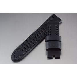 Leather Strap / Black