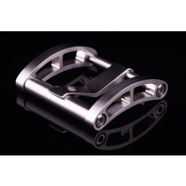 H2O HYDRA TITANIUM BUCKLE / BRUSHED / 22mm + 24mm