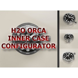 H2O ORCA INNER CASE