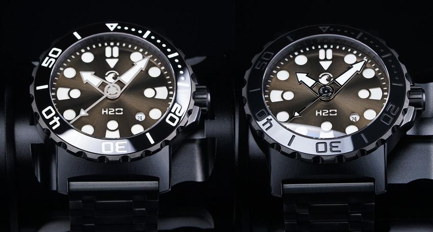 H2O KALMAR 2 DLC - handset comparison