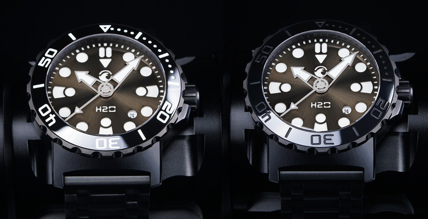 H2O KALMAR 2 DLC - inlay comparison